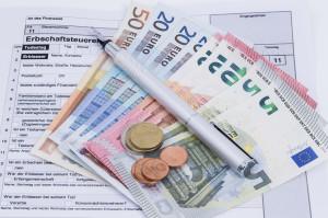 Steuerrecht, Erbschaftssteuer
